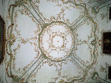 Detail of the Ceiling Decoration at Palazzo Durazzo, Later Palazzo Reale (Royal Palace) Photographic Print