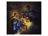 The Immaculate Conception Giclée-Druck von Umberto Veruda