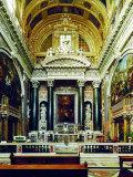 Chiesa Del Gesù, Genoa Photographic Print by  Leonardo da Vinci