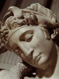 Tomb of Giuliano De' Medici Fotografisk tryk af Domenico Ghirlandaio