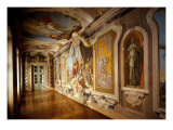 Decoration of the Gallery of the Palazzo Dell'Arcivescovado in Udine Giclee Print
