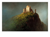 La Sacra Di San Michele (The Abbey of St Michael) Giclee Print