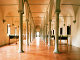 Library of the Convent of San Marco in Florence Photographic Print