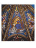 The Coronation of the Virgin Mary Gicl&#233;e-Druck