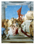 The Sacrifice of Iphigenia Giclee Print by Michele Marieschi