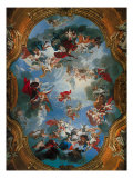 The Celebration Apotheosis of Aeneas Giclee Print by  Parmigianino