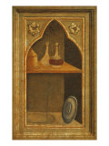 Niche with Paten, Pyx and Ampullae Giclee Print by Hermann Corrodi