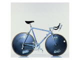 The Crono Road Model of Laser Bicycle (Cinelli, Milan) Giclee Print by Johannes Handschin