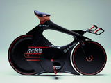 Kronotech Bottecchia Bicycle for Speed Record Giclee Print