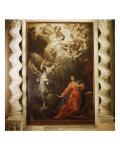 Annunciation Giclee Print by Tommaso Minardi