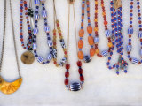 Trade Beads Used in Barter, Fort Mandan, North Dakota Photographic Print