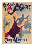 Palais De Glace Giclee Print by Giovanni Segantini