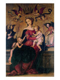 Madonna of the Goldfinch Giclee Print