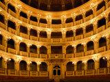 Teatro Comunale in Bologna Photographic Print