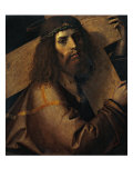 Christ Bearing the Cross Giclée-Druck von Marcello Dudovich