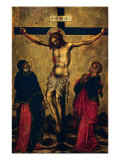 The Crucifixion Giclee Print by Telemaco Signorini
