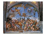 The Damned Souls in Hell Giclee Print by  Piero della Francesca