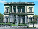 Villa Favard, Florence Lámina fotográfica por Demetrio Cosola