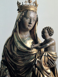 Madonna and Child Photographic Print