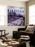The Bluesville Years: Vol 10 Wall Mural