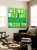 Miles Davis - Bags Groove Wall Mural