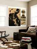 Duke Ellington - Piano Duets: Great Times! Wall Mural