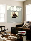 Jesse Fuller - Brother Lowdown Muurposter