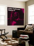 John Coltrane - Dakar Nástěnný výjev