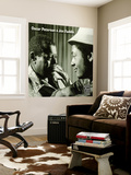 Oscar Peterson and Jon Faddis - Oscar Peterson and Jon Faddis Wall Mural