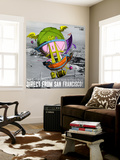 Bob Scobey - Direct from San Francisco Wall Mural