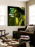 Arnett Cobb - Movin&#39; Right Along Wall Mural