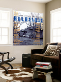 The Bluesville Years: Vol 12 Wall Mural