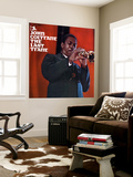 John Coltrane - The Last Trane Wall Mural