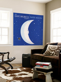Dave Brubeck - Paper Moon Wall Mural