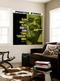 Arnett Cobb - Blow Arnett, Blow Wall Mural