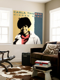 Carla Thomas - Hidden Gems Wall Mural