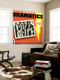 The Best of the Dramatics Wall Mural