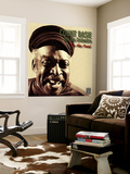 Count Basie - On the Road Wall Mural