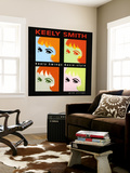 Keely Smith - Keely Swings Basie-style Wall Mural