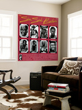 The Stax Soul Brothers Wall Mural