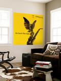 Coleman Hawkins - The Hawk Flies High Nástěnný výjev