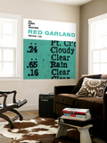 Red Garland - All Kinds of Weather Wall Mural