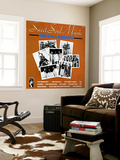 Sweet Soul Music Wall Mural
