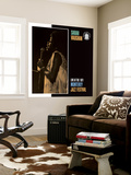 Sarah Vaughan, Live at the 1971 Monterey Jazz Fest Wall Mural