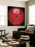 Swingville Sampler Wall Mural