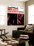 Thelonious Monk - Thelonious in Action Wall Mural