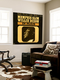 Memphis Slim and Willie Dixon - In Paris: Baby Please Come Home! Wall Mural