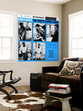 Curtis Counce Group - Carl's Blues Wall Mural