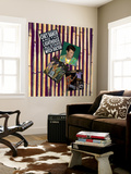 Chet Baker - Witch Doctor Wall Mural