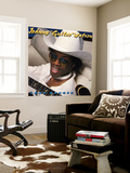 "Johnny ""Guitar"" Watson - Lone Ranger Wall Mural"